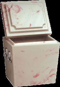 Wieser Vaults - Doric Urn Box