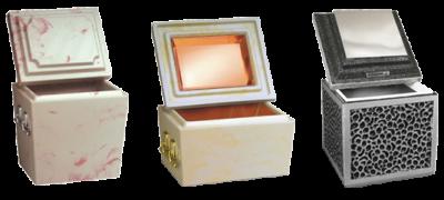 Wieser Vaults - Doric Urn Boxes